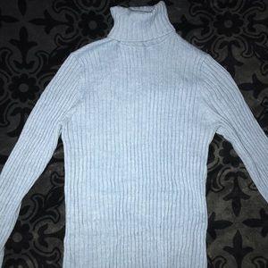 Periwinkle Turtle Neck Sweater Size L
